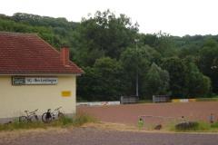 Sportplatz und Clubgebaude