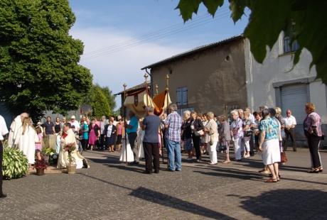 Zweiter Altar - Kirchenstr.