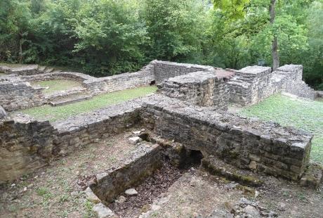 4. ehem. Römisches Wohngebäude