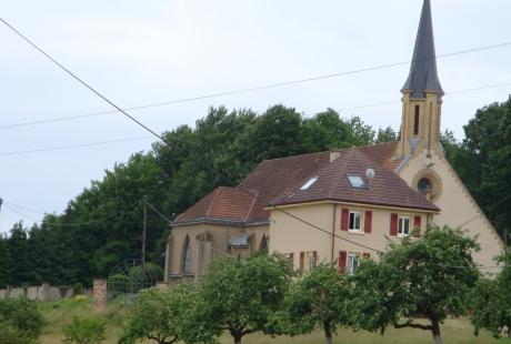 1. Start bei der Französischen Kirche