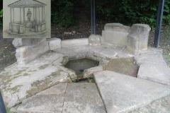 Sirona Brunnen Quellheiligtum