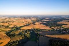 Lusftaufnahme Panorama