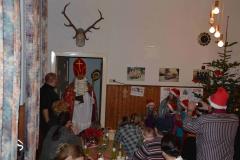 1. der Nikolaus kommt