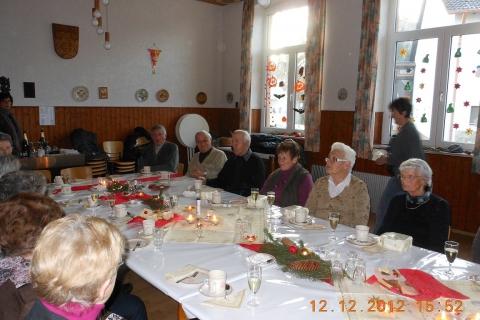 Seniorenfeiern