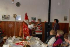 Nikolaus bei den Senioren