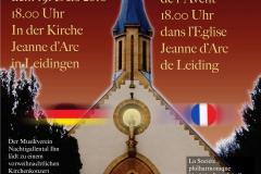 Konzert-Plakat 2010