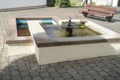 Verschönerung Dorfbrunnen